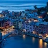 2Cinque Terre Blue Hour - ID: 15348753 © Louise Wolbers