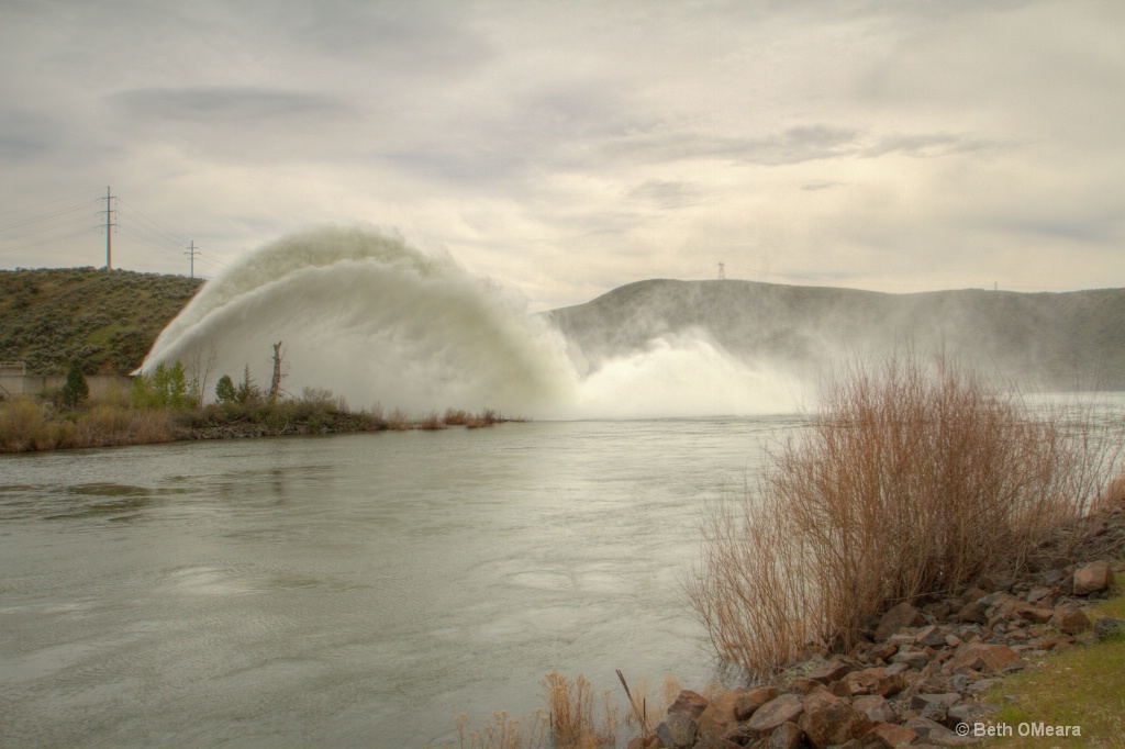Rooster Tail - ID: 15356163 © Beth OMeara