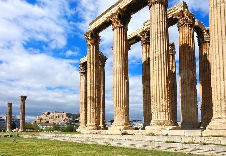 Framed Greek Antiquities