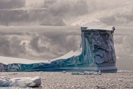Iceberg Drama