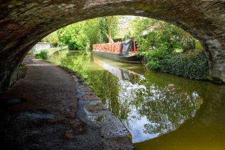 Canal Bridge, Oxford