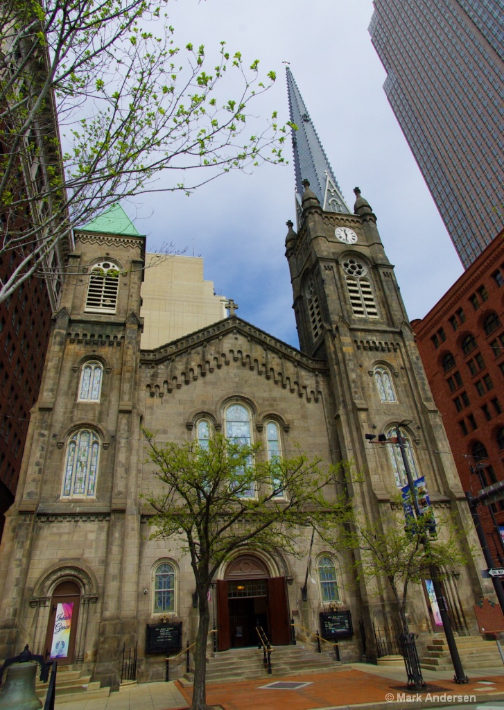 Old Stone Church, Public Square, CLE