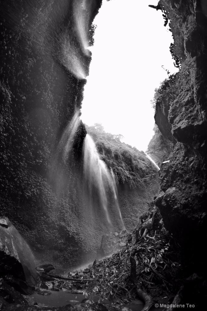 Madakaripura waterfall at Surabaya Indonesia - ID: 15362015 © Magdalene Teo