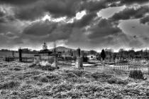 Graveyard  in Dolni Krecany