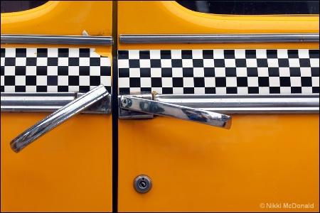 Checker Doors