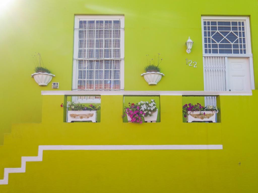 House no. 122, Capetown - ID: 15369887 © Nancy Auestad