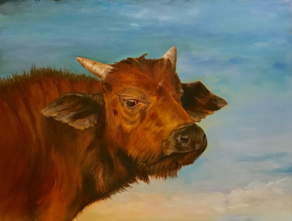 Cape Buffalo Calf - ID: 15375398 © Shirlee Cunningham