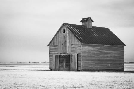 Winter on the Prairie