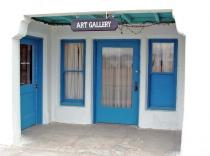 Death Valley Art Gallery