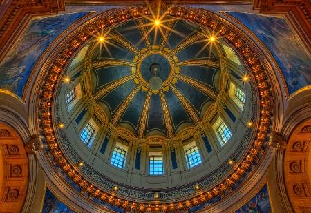 Minnesota Capital Dome
