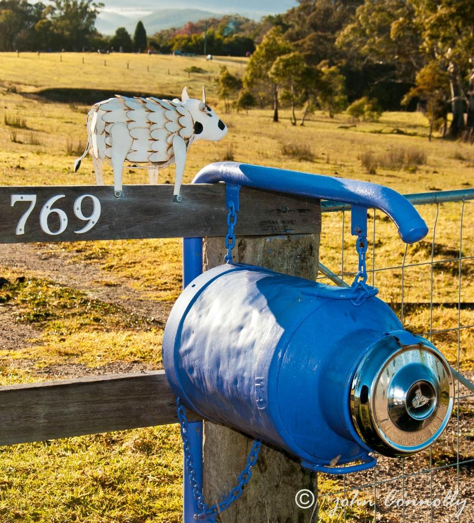 Unique Lithgow Mailbox