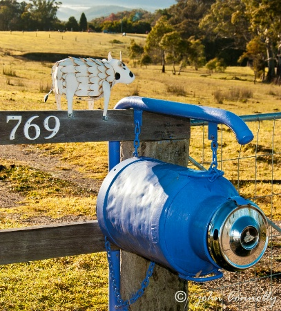 Unique Lithgow Mailbox