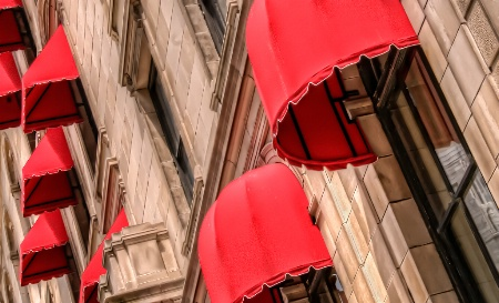 Red Awnings