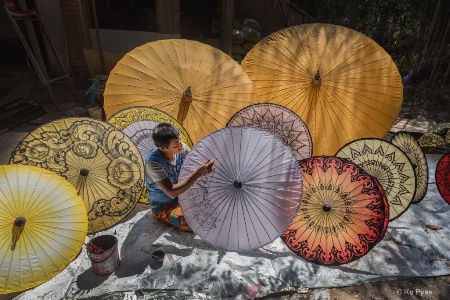 Umbrella Maker
