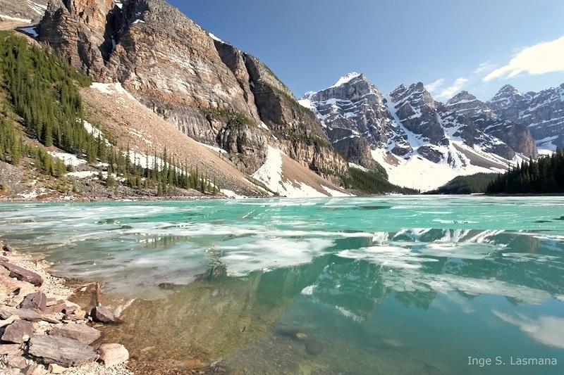 Canada 150 - Lake Moraine
