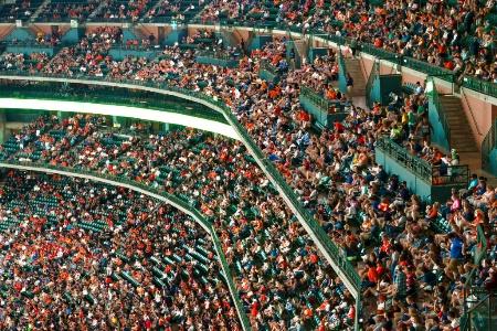 Stadium Abstract