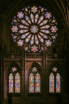 North Transept Morning