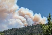 Farad, California Fire
