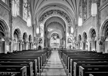 Basilica at Holy Hill