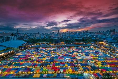 Colorful Market