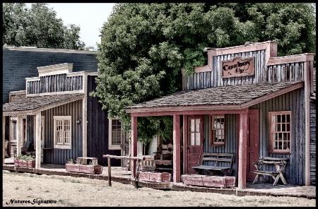 ~ Western Town ~