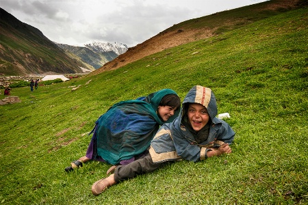 Children of Kaghan Valley