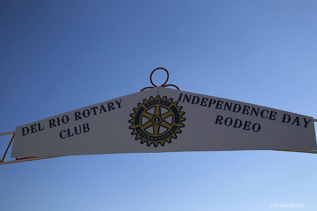 Del Rio Rotary Rodeo - ID: 15425561 © Emile Abbott