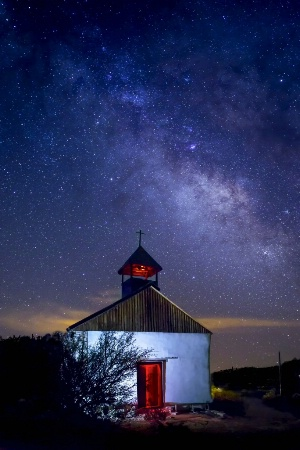 St Agnes Under The Milky Way
