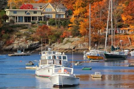 The Photo Contest 2nd Place Winner - Perkin's Cove, Ogunquit Maine