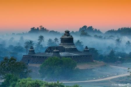 Sunrise of Mraukoo
