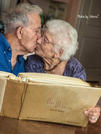 This is what 66 years of marriage looks like.