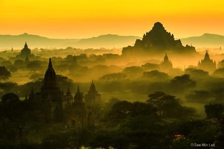 Lovely Bagan