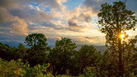 Shenandoah Sunrise