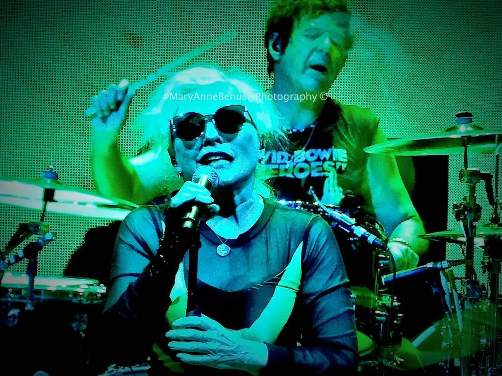"""Deborah Harry of """"Blondie"""" in Toronto  - ID: 15433891 © Mary-Anne Benusis"""