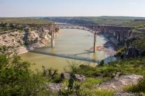 Pecos River Gorge