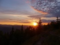 Northern Sunset.