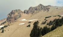 Mt. Lassen Eye