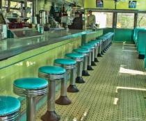 Old Fashioned diner