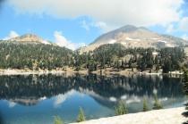 Reflections of Mt. Lassen