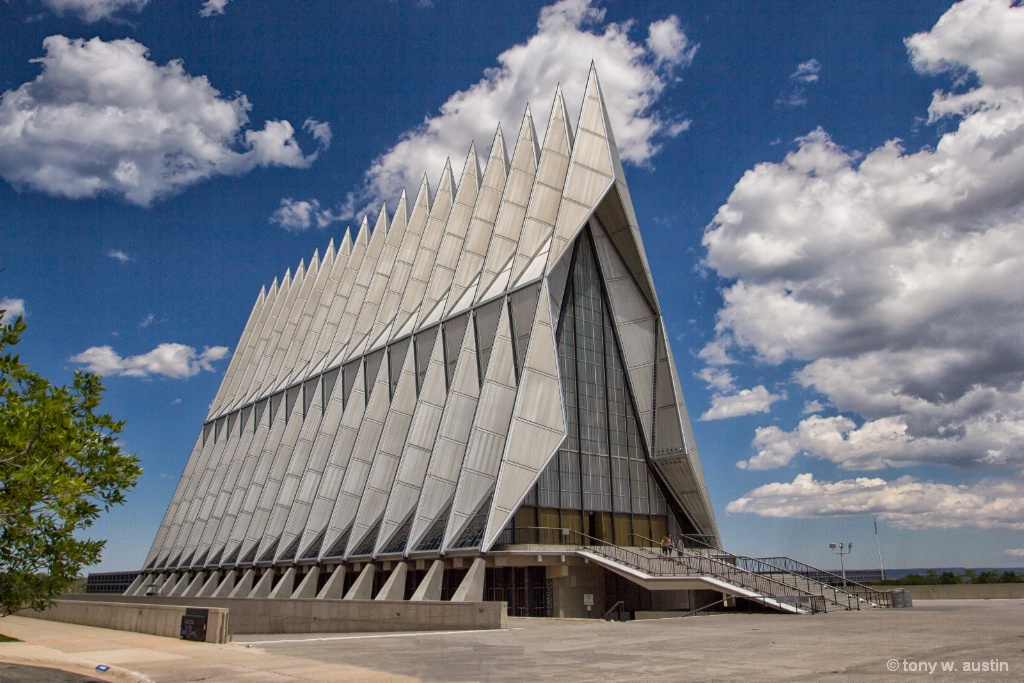 Air Force Academy Cathedral