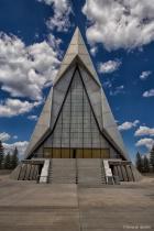 US Air Force Cadet Chapel
