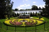 Flower Garden White House