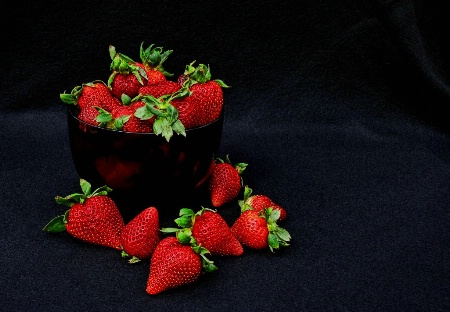 Strawberry Overflow