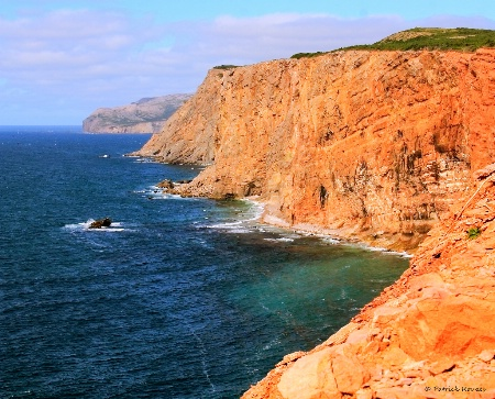 The Cape Cliffs, NL