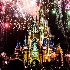 2Fireworks at Disney1 - ID: 15448139 © Frederick P. Brown