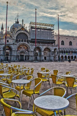 Early Morning in San Marco