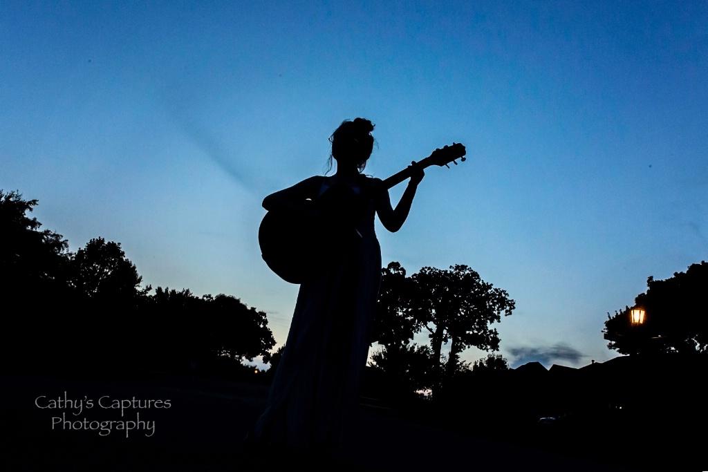 ~A Girl & Her Guitar~