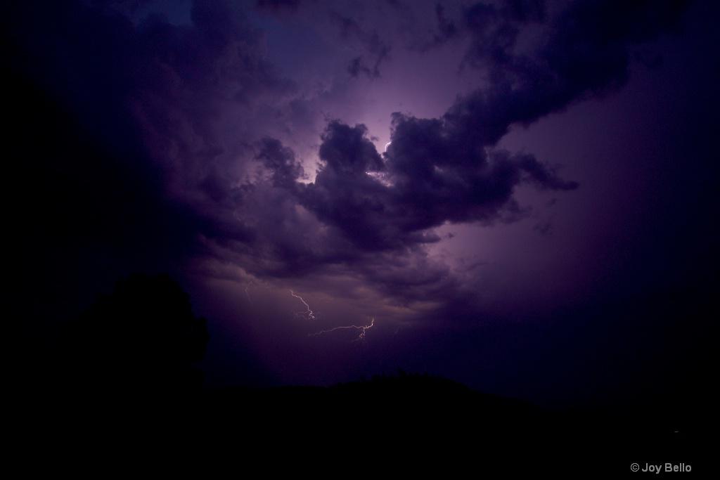 California Thunderstorm