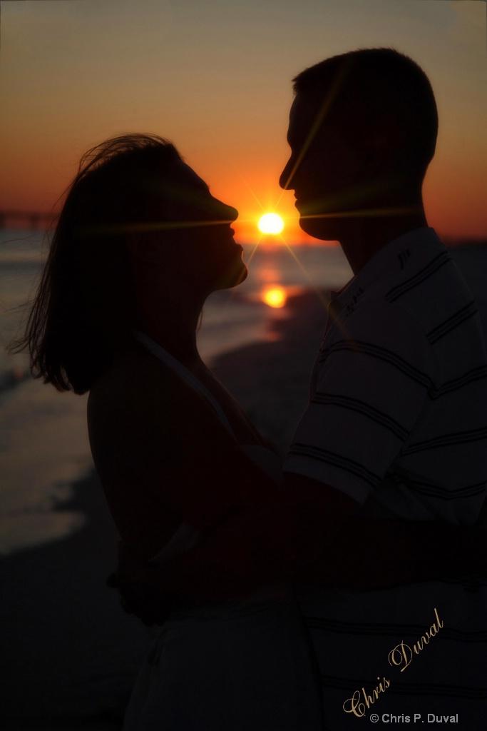 Sunset Embrace