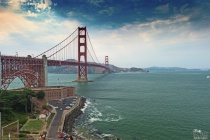 The Golden gate bridge !